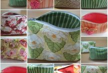 sewing make up bags