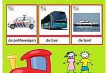 Vervoer / by Ineke Willems