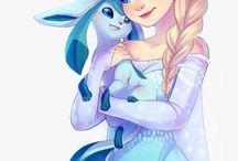 Disney & pokémon