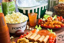 Game Day Food Ideas / What to serve on game day. #FarmRich and #GotItFree