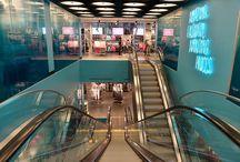 Primark store interiors