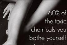 Natural Ingredient tips