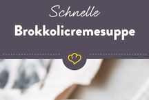 Suppe Brokkoli