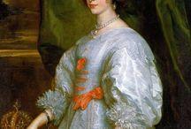 Henrietta Maria / 1609-1669