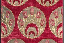 16th century fabrics