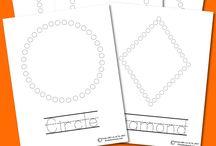 shapes teaching
