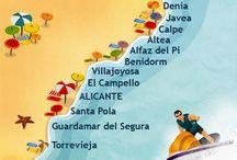 Vacanties Spanje / Spain