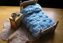 miniature bedspreads