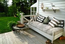 Outdoor Ideas / by Kim P