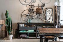 bikes in livingrooms
