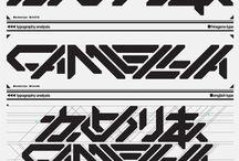 typografi vector