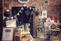 Annie Sloan Stockists in Shropshire and Neighbouring Counties / All these independent and creative stockists have unique shops.We all sell Chalk Paint™, a decorative paint by Annie Sloan and between us we run workshops, sell paint, brushes, fabrics and other interesting products helping to create our own individual identities!