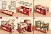 forno e fogão