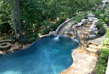 Pools / by Kelly Zuger