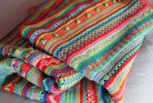 Decken, Plaid / Selber machen