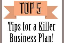 Business Plans / by Becca Savage