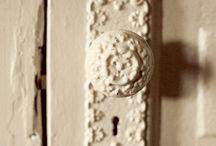 Doors and door knobs / by Cindy Taylor