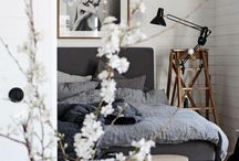 [BEDROOM] Creating home... / Ideas and inspirations to create my new own home!