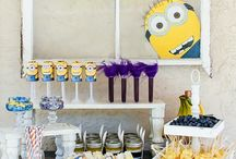 Tristan's 1st birthday party
