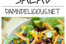Rijkgevulde salades
