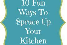 kitchen decorating tips