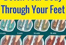 detoxifikasi kaki