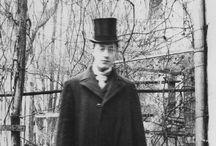Николай Гумилёв / 130 лет со дня рождения Николая Гумилева.