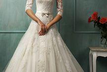 svatební šaty a doplňky