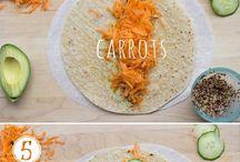 Wrap/tortilla