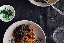 Meatless Monday / A few extra vegetables never hurt anyone