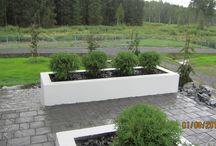 Garden-istutuslaatikko