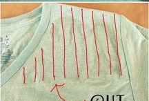 Customisation vêtements