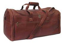Men's Leather Bag / by Lemon Jitters