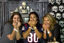 Our Nightmare Houses / Enjoy this haunted glimpse into our REAL haunted house!