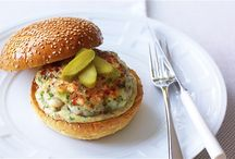 Seafood Burger Recipes