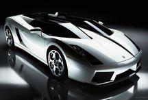 Concept Car Design / Concept Car Design Pinning Board