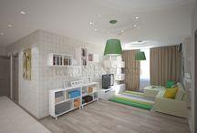 Квартира с мебелью Ikea / http://hti-design.ru/portfolio/projects/interier-kvartiry-s-mebelyu-ikea/