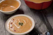 Healthy soups for cr