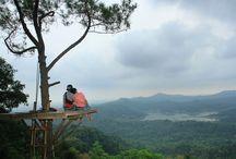 Kalibiru Yogyakarta Indonesia / Beautiful place to visit