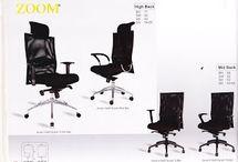 Kursi kantor zoom type Arnet