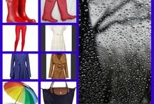 Rain... drip in style