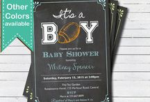 rugby baby shower