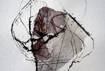 abstract printmaking