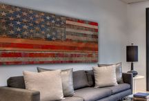 USA Wall art / Wall art Inspired by the United States of America.