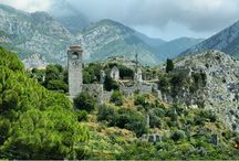 Excursions: Bar and Old Bar /Stari Bar/ , Montenegro  04-07-2016