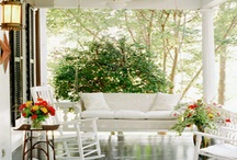 Front porch livin'