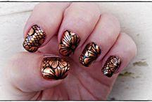 Estampación encaje BPL-030 / Nail art,manicuras