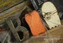 Halloween, Easter & Thanksgiving Oh MY... / by Jill Schweiss