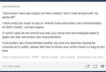 Feminism and other important stuff