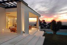 Luxury Villas / Private Luxury Villas in Cape Town and surrounds